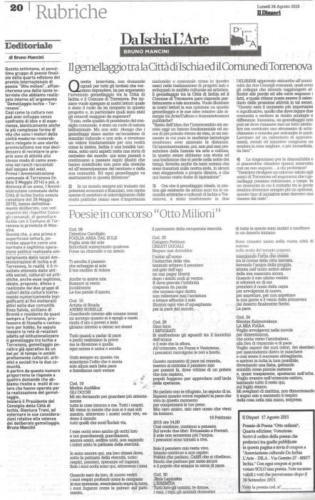 Il Dispari 2015-08-24
