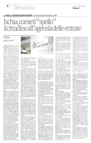 Il Dispari 2017-02-06 Agenzia entrate
