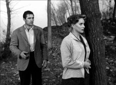 lo sguardo di Antonioni film Il Grido