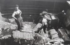 Il porto di Genova, 1964 II,-