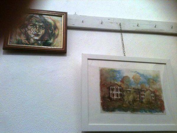 In vacanza con l'Arte 1 foto Santa Vetturi opere di Liga Lapinska 2
