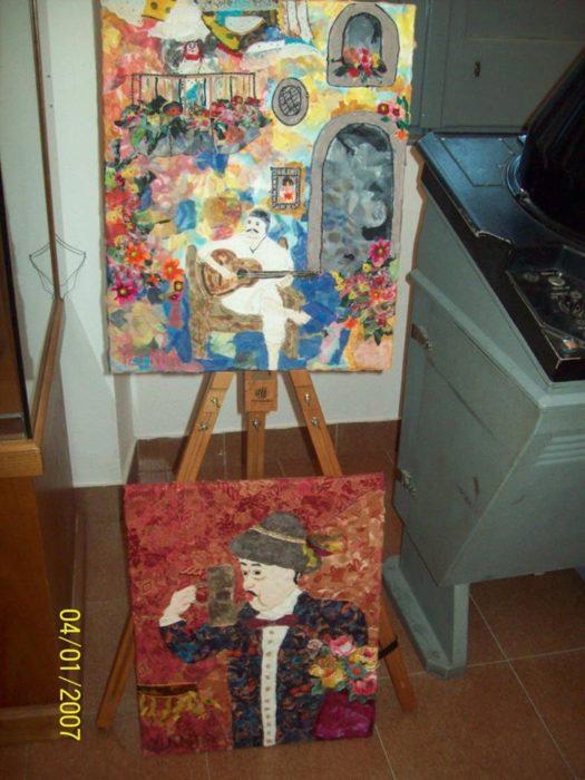 In vacanza con l'Arte 1 foto Santa Vetturi opere di Ylenia Pilato