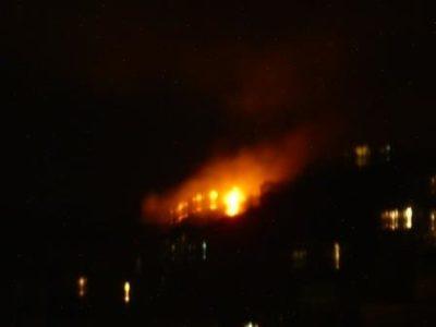 Incendio a Barano d'Ischia - Ischia MUORE