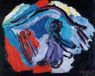 Arte Esposizione e Asta MINERVA AUCTIONSKarel Appel Eternal Space