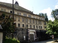 LA FABBRICA DEL CIOCCOLATO Torre Blenio, Canton Ticino