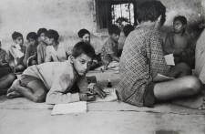 La scuola di Herakhan, India, 1977