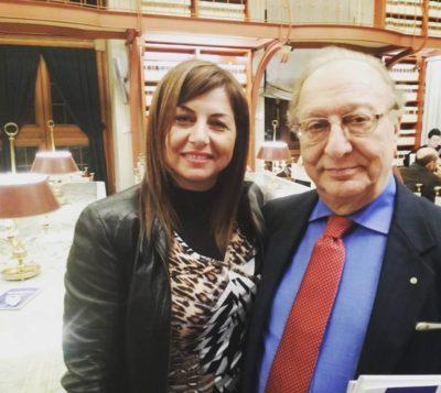 Successo per il Premio Comunicare l'Europa Lisa Bernardini e Francesco Petrino