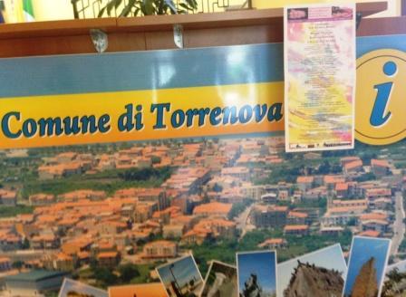 Locandina esposta Torrenova 4 - Comp