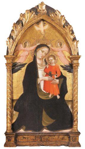 Madonna con Bambino Giovanni dal Ponte