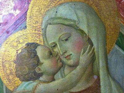 Giovanni dal Ponte Madonna in trono