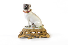 Meissen - Carlino in porcellana MINERVA AUCTIONS
