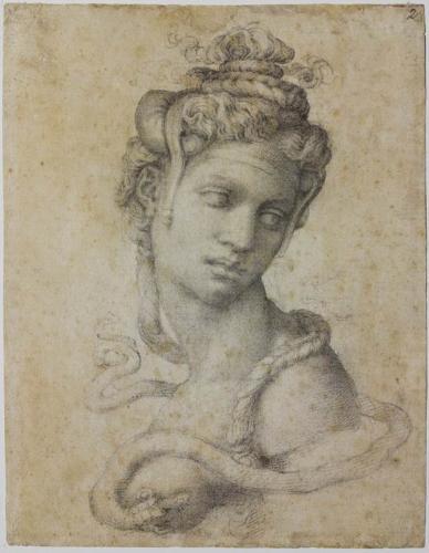Michelangelo: la fortuna dei disegni per gli amici
