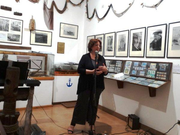Museo DILA inaugurazione foto Anna Di Trani (28) Maria Luisa Neri
