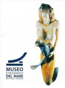 Museo Etnografico del mare biglietto visita ant