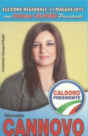 Nunzia Cannovo comp