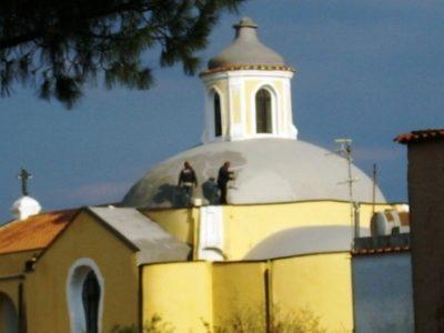 Operai lavoro chiesa sant'antonio (2)