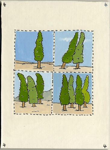 le carte da gioco dipinte mostra I PITTORI DEL 900 E LE CARTE DA GIOCO