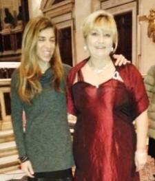 Silvana Lazzarino e Paola Occhi