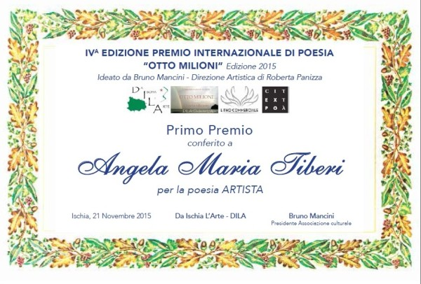 Pergamena Angela Maria Tiberi