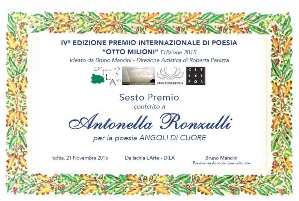 Pergamena Antonella Ronzulli
