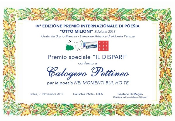 Pergamena Calogero Pettineo