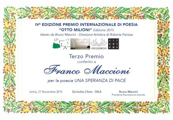 Pergamena Franco Maccioni