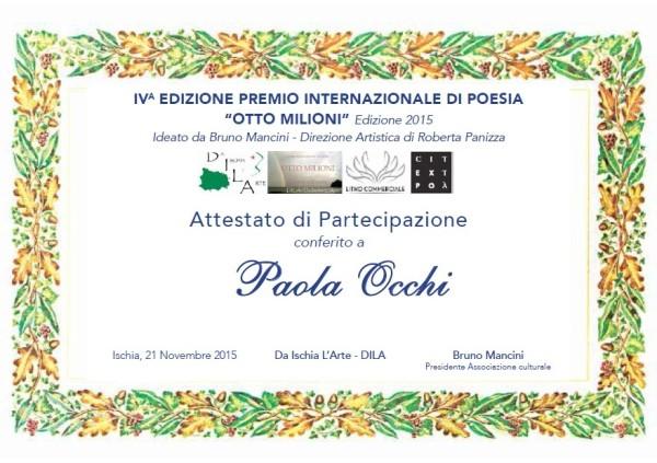 Pergamena Paola Occhi