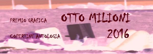 Premio Otto milioni 2016 grafica logo 2