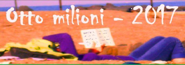 """Albo d'oro premio poesia """"Otto milioni"""" Rassegna stampa quinta edizione premio """"Otto milioni"""" DILA Premi Otto milioni"""