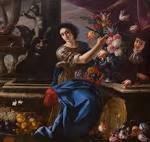 Recco - Giovane donna come Flora... MINERVA AUCTIONS
