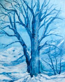 Riposo d'inverno di Patrizia Canola
