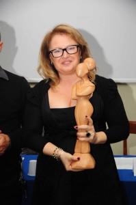 Roberta Damiata Premio a Storie di Donne