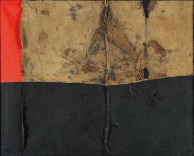 Alberto Burri mostra Città di Castello