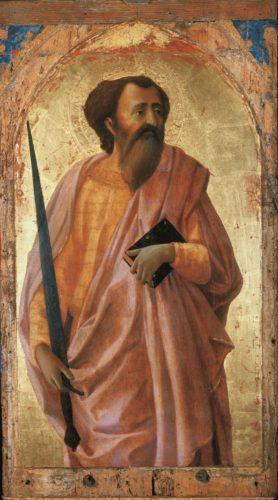 San Paolo di Masacccio