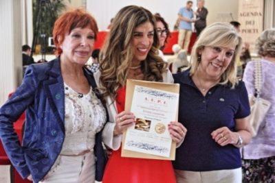 Menzione d'onore per Silvana Lazzarino