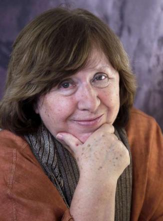 Svetlana Alexievich Nobel 2015