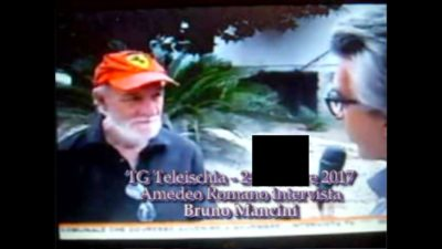 24-10-2017 Intervista TG Teleischia: Bruno Mancini progetti DILA