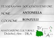 Tessera Sostenitore 003 Antonella Ronzulli