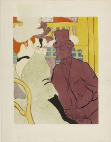 L'uomo inglese al Moulin Rouge