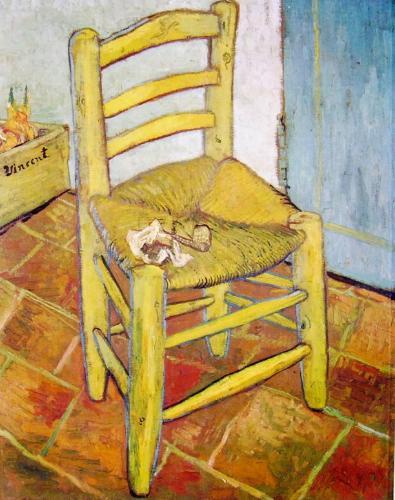 Van Gogh la sedia