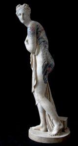 Venere Italica di Fabio Viale