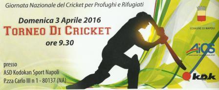 aics Torneo cricket 2 comp