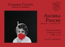 ANDREA PINCHI Rassegna d'arte Artisti in Libreria Firenze