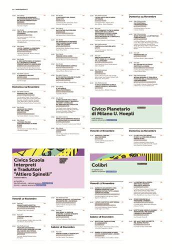 Programma pagina 19 Bookcity Milano 2017
