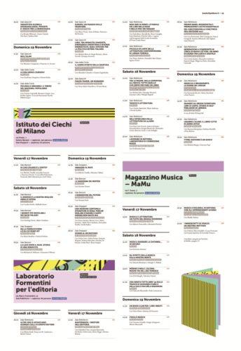 Programma pagina 22