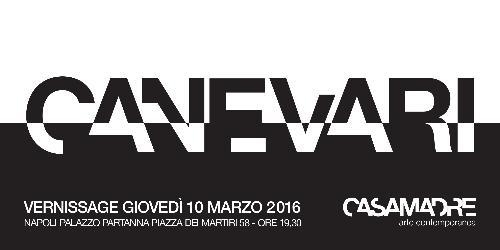 CANEVARI Vernissage per Paolo Canevari.
