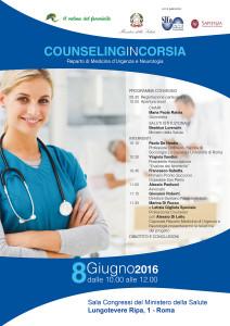 Counseling in corsia convegno 8 giugno 2016
