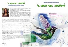 Il volo del colibrì di Paulina Obando