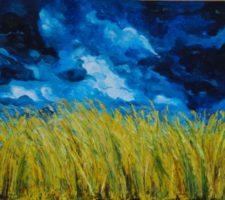 Art Escape Campo di grano di Patrizia Canola