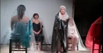 Donne Persephone in scena al teatro Villa Torlonia